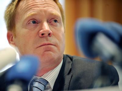 Beim Thüringer SPD-Chef Christoph Matschie ist eine anonyme Morddrohung eingegangen.