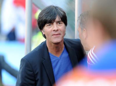 Joachim Löw nimmt bereits den nächsten Gegner ins Visier.