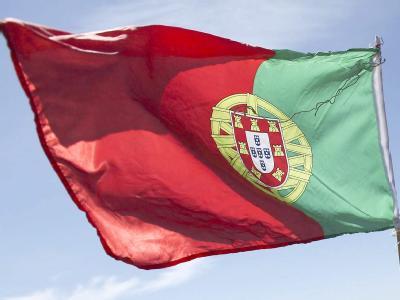 Portugal-Flagge