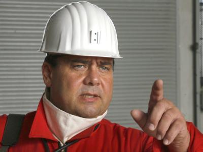 Umweltminister Gabriel