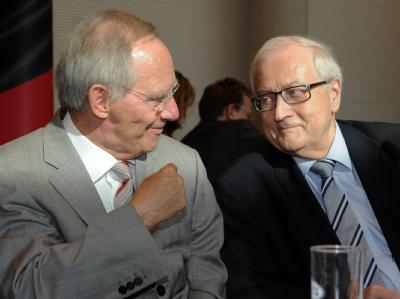 Schäuble und Brüderle