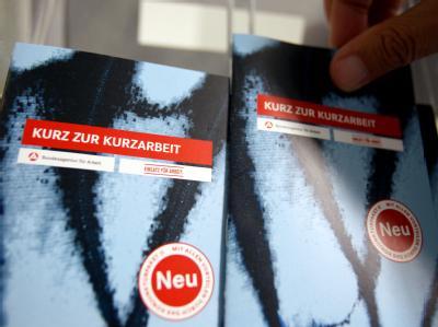 Die Koalition will das Kurzarbeiter-Angebot bis Ende 2010 verlängern.