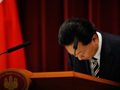 Japans Regierungschef Yukio Hatoyama (Archivbild) tritt zurück.