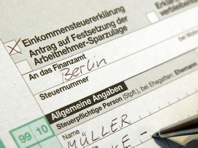 Die FDP will Steuersenkungen sondern im kommenden Jahr. (Symbolbild)