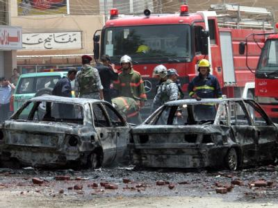 Bombenattentat in Bagdad