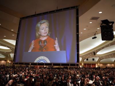 Clinton-Rede