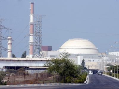 Im iranischen Atomkraftwerk Buschehr hat angeblich die Kernspaltung begonnen.
