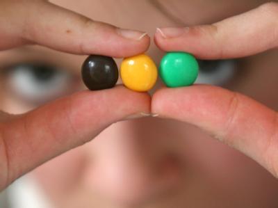 Schwarz-Gelb-Grün