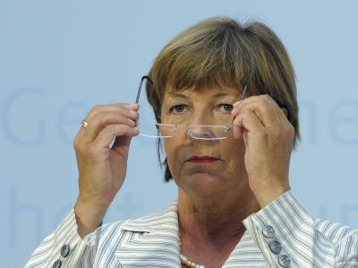 Ministerin Schmidt