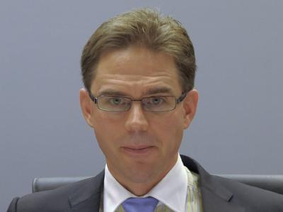 Jyrki Katainen wird voraussichtlich Finnlands kommender Regierungschef.