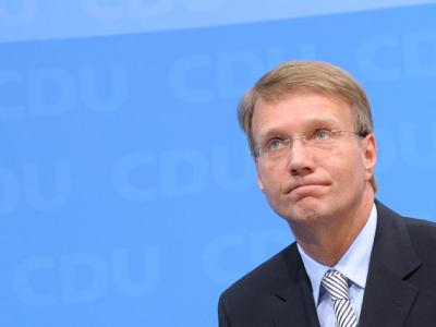 CDU-Generalsekretär Ronald Pofalla