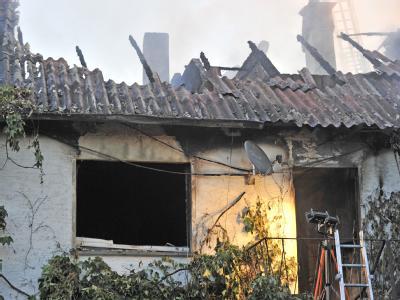 Sechs Tote bei Brand in Hessen