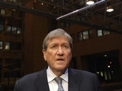 Richard Holbrooke ist der US-Sondergesandte für Afghanistan.