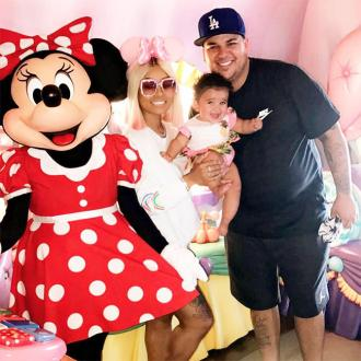 Blac Chyna, Dream und Rob Kardashian