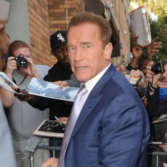 Schwarzenegger auf der Wiesn: Bilder: Terminator Arnie