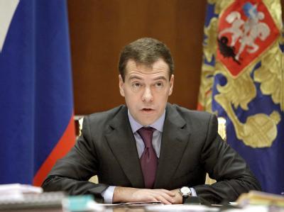 Nach Ansicht von Präsident Dmitri Medwedew muss Russland «grundlegend modernisiert» werden.
