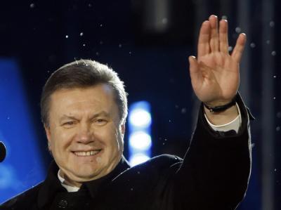 Viktor Janukowitsch wird künftig Präsident der Ukrainer sein.