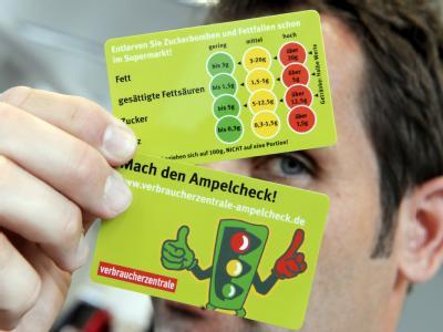 Bundesverbraucherministerin Aigner ist grundsätzlich offen für eine Ampel-Kennzeichnung von Lebensmitteln. (Symbolbild)