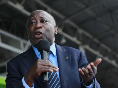 Der abgewählte Präsident Laurent Gbagbo droht das westafrikanische Land ins Chaos zu stürzen.