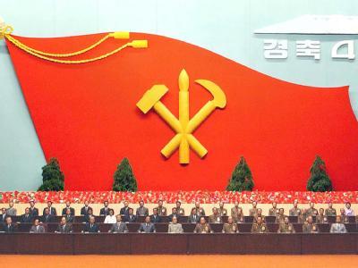 Treffen von Regierungsvertretern in Pjöngjang. (Archivbild)