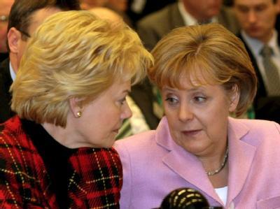 Steinbach und Merkel