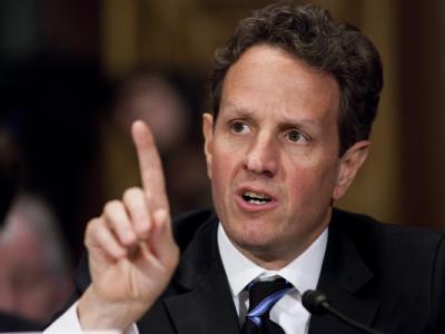 Timothy Geithner: «In den kommenden Wochen werden wir den finanziellen Druck auf den Iran weiter erhöhen.»