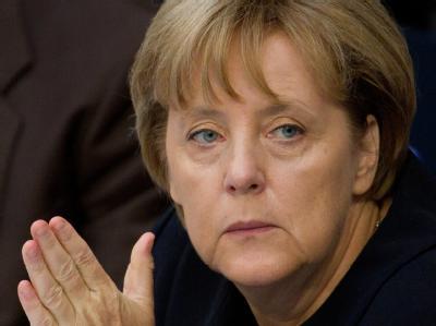 Bundeskanzlerin Angela Merkel: Jeder sollte «seine Worte sehr vorsichtig wägen.»