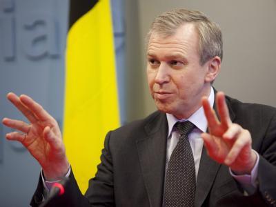 Yves Leterme ist seit April 2010 nur noch geschäftsführend im Amt.