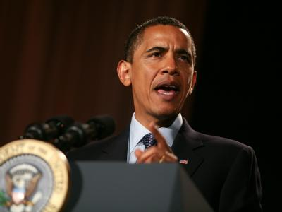Barack Obama: «Diese Regierung - und unser Militär - sind voll auf alle Möglichkeiten vorbereitet.»