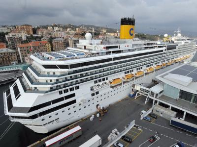 Kreuzfahrtschiff 'Costa Serena'
