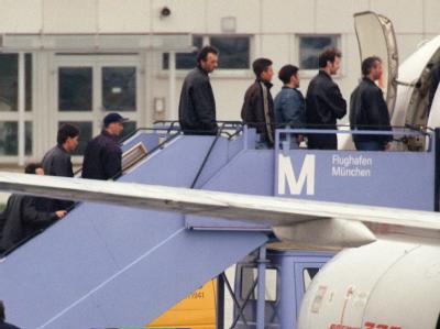 Tausende kosovarische Flüchtlinge in Deutschland stehen angeblich vor der Abschiebung. (Archiv- und Symbolfoto)