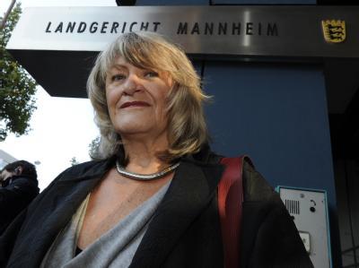Alice Schwarzer soll im Prozess gegen Jörg Kachelmann aussagen. (Archivbild)