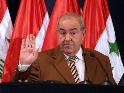 Der irakische Ex-Regierungschef Ijad Allawi weiß nichts von den in WikiLeaks-Dokumenten erwähnten Bitten an die USA um einen Militärschlag .
