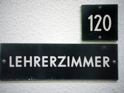 Jeder zweite Lehrer in Deutschland ist älter als 50 Jahre und wird in den nächsten 10 bis 15 Jahren in den Ruhestand gehen (Symbolbild).