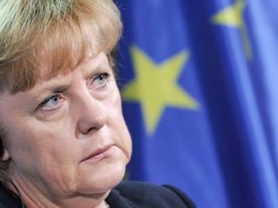 Bundeskanzlerin Merkel