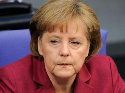 Angela Merkel will Deutschland zur Bildungsrepublik zu machen. (Archivbild)