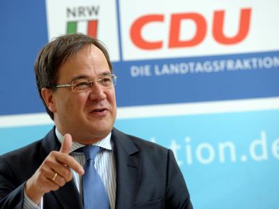 Wird Armin Laschet der Nachfolger von Röttgen? Foto: Federico Gambarini/Archiv