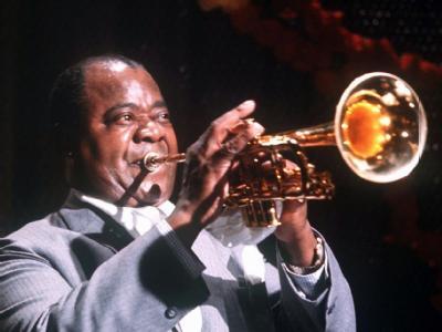 Bescherte dem «St. Louis Blues» große Popularität: «The King of Jazz» Louis Armstrong.