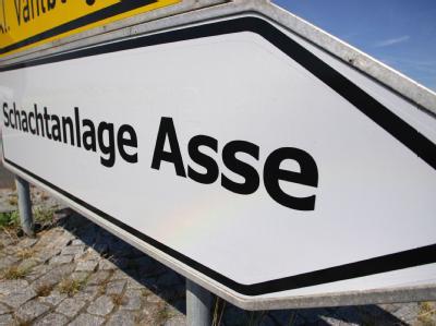 Im niedersächsischen Forschungsbergwerk Asse sind angeblich illegal Brennelemente eingelagert worden.