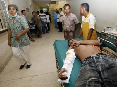 Erdbeben auf Bali