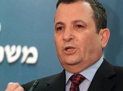 Schließt einen Angriff auf die Atomanlagen des Iran als letzte Möglichkeit nicht aus: Israels Verteidigungsminister Ehud Barak. (Archivfoto)
