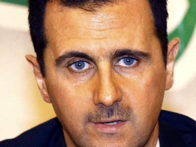 Lässt den Luftraum für türkische Zivilmaschinen sperren: Syriens Präsident Baschar al-Assad. Foto: Youssef Badawi/Archiv