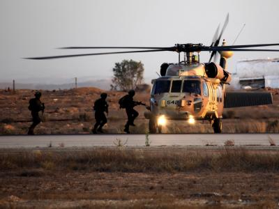 Israels Luftwaffe