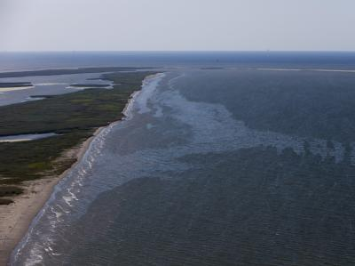 Im Raum New Orleans im US-Bundesstaat Louisiana wollte die Küstenwache eine Untersuchung zum Untergang der Ölplattform «Deepwater Horizon» starten.
