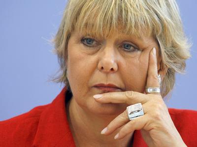 Die Bundesbeauftragte für die Unterlagen des Staatssicherheitsdienstes der ehemaligen DDR, Marianne Birthler. (Archivbild)