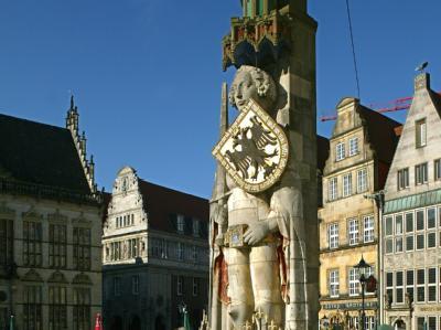 Die Stadt Bremen ist besonders vom Einbruch bei der Gewerbesteuer betroffen.
