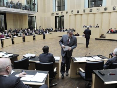 Der Bundesrat will am Freitag in einer Sondersitzung über die Euro-Rettung beraten.