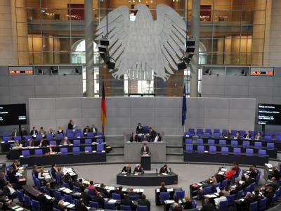 Der Bundestag setzt heute seine Haushaltsberatungen fort. Höhepunkt der «Haushaltswoche» ist an diesem Vormittag die sogenannte Generaldebatte.