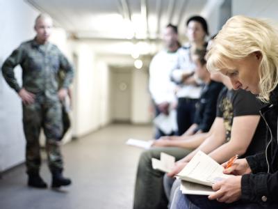 Die Bundeswehr will den Frauenanteil in den Streitkräften erhöhen. Foto: Victoria Bonn-Meuser