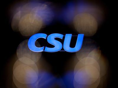 Logo der CSU